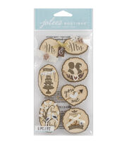 Jolee's Boutique Dimensional Stickers-Wedding Icons, , hi-res