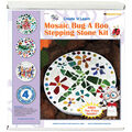 Mosaic Stepping Stone Kit-Bug A Boo