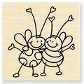 Bee Buddies Stamp
