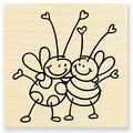 Bee Buddies Stamp