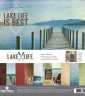 Paper House Lake Life 12\u0027\u0027x12\u0027\u0027 Paper Crafting Kit