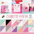 DCWV Confetti Party 36 pk 12\u0027\u0027x12\u0027\u0027 Cardstock Stack