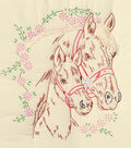 Jack Dempsey Needle Art 6 pk 18\u0027\u0027x18\u0027\u0027 Antique Quilt Blocks-Mare & Colt