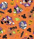 Halloween Cotton Fabric -Feelin\u0027 Spooky