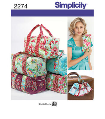 Simplicity Pattern 2274OS One Size -Simplicity Crafts