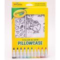 Color & Sew Pillowcase Kit-Crayola Farmyard by Riley Blake