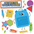 We Have the Tools to Succeed! Bulletin Board Set, 2 Sets