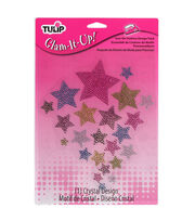 Tulip Glam-It-Up! Iron-On Fashion Designs Multi Stars, , hi-res