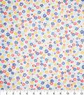 Premium Quilt Cotton Fabric-Sadie Multi Flowers