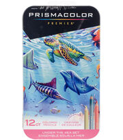 Prismacolor Premier Colored Pencil Under The Sea Set, , hi-res