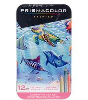 Prismacolor Premier Colored Pencil Under The Sea Set, , hi-res