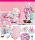 Simplicity Patterns Us1083Os-Simplicity Stuffed Puppy& Accessories-One Size