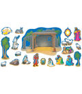 TREND enterprises, Inc. Nativity Bulletin Board Set, 2 Sets