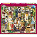 White Mountain Puzzles Jigsaw Puzzle Wine Country