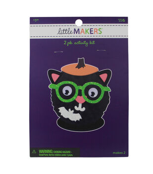 Little Makers Halloween Activity Kit-Cat