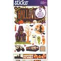 Sticko 113 Pack Flip Stickers Halloween