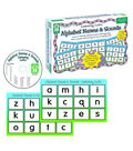 Listening Lotto: Alphabet Names & Sounds Board Game, Grade PK-1
