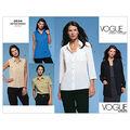 Mccall Pattern V2634 6-8-10 -Vogue Pattern