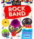 Craft Factory Rock Band Activity Book