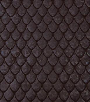 Yaya Han Collection Holographic Dragon Scales-Charcoal