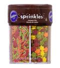 Wilton Jimmies Sprinkles 2.52oz-Autumn