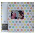 Park Lane 12\u0027\u0027x12\u0027\u0027 Scrapbook Album-Polka Dots