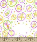 Butterflies Print Fabric