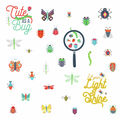 York Wallcoverings Wall Decals-Colorful Bugs