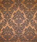 Barrow Upholstery Fabric 56\u0022-Onyx