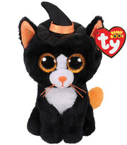 Ty Beanie Boos Regular Halloween Cat-Witchie, , hi-res