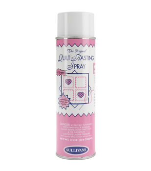 Sullivans The Original Quilt Basting Spray-13oz