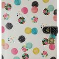 Carpe Diem A5 Planner-Floral Dot