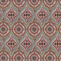 Eaton Square Lightweight Decor Fabric 53\u0022-Jamie/Raspberry
