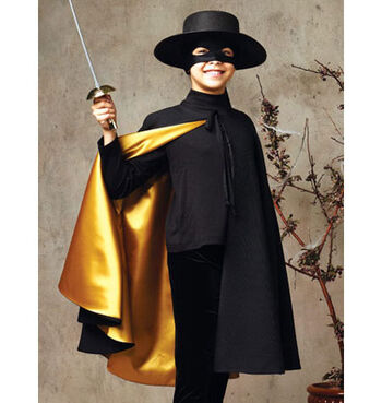 Kwik Sew Pattern K3723 Children's Capes