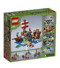 LEGO Minecraft The Pirate Ship Adventure Set