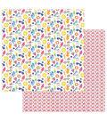 Photoplay Paper Those Summer Days 12\u0027\u0027x12\u0027\u0027 Cardstock-Summer Fun