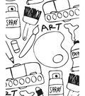 Artist Series Printed & Clear Shrink Film-Art Supplies