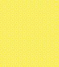 Core\u0027dinations Core Basics Patterned Cardstock 12\u0022X12\u0022-Yellow Hexagon