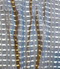 Apparel Sportswear Clipped Denim Fabric -Watercolor