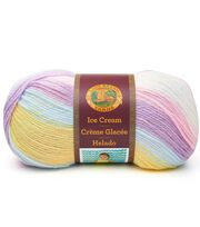 Lion Brand Ice Cream Yarn, , hi-res