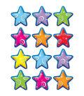 Stars Mini Accents 36/pk, Set Of 12 Packs