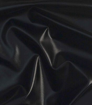 "Cosplay by Yaya Han 4-Way Metallic Fabric 59""-Metallic Black"