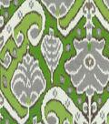 HGTV Home Lightweight Decor Fabric-Market Marvel/Fern