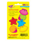 Seashore Friends Mini Accents Variety Pack, 36 Per Pack, 6 Packs