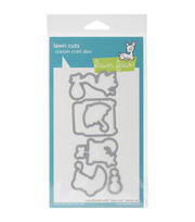 Lawn Fawn Lawn Cuts Custom Craft Die -Plus One, , hi-res