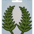 Simplicity 2 pk Fern Iron-on Appliques-Green