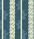 Home Decor 8\u0022x8\u0022 Fabric Swatch-Waverly Tea Lane Chambray
