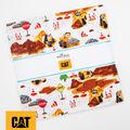 Pre-Cut Fabric-Cat Buildin\u0027 Crew by Riley Blake