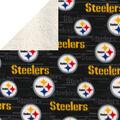 Pittsburgh Steelers Sherpa & Fleece Fabric