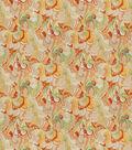 SMC Designs Upholstery Fabric 54\u0022-Challenge/Apricot
